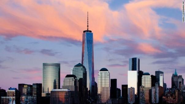 New WTC 1
